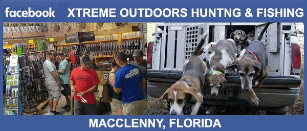 XTREME OUTDOORS HUNTNG & FISHING